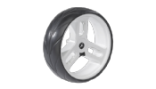 Motocaddy Pro Series Rear Wheel (White) LEFT
